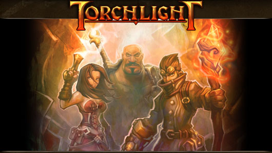 Torchlight Title