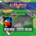 Aces High Over Verlor Island (Single Player)