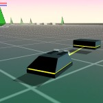 Hover Tank 3D (Towing)