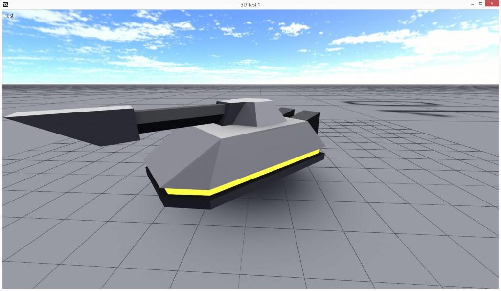 Hover Tank in GameMaker Studio