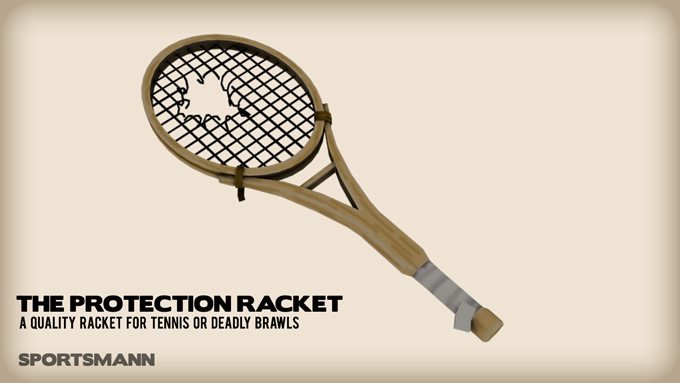 Protection Racket Render