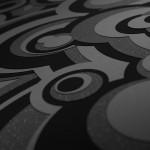 x1bg-3d-circles-dof-gray-glitter