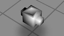 3D Model Import & Simple UV Map
